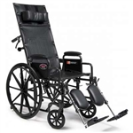 E&J Recliner Wheelchair