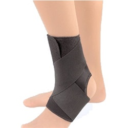 EZ-On Wrap Around Ankle Support