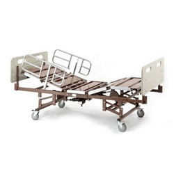 Invacare BARPKG750 Bariatric Hospital Bed