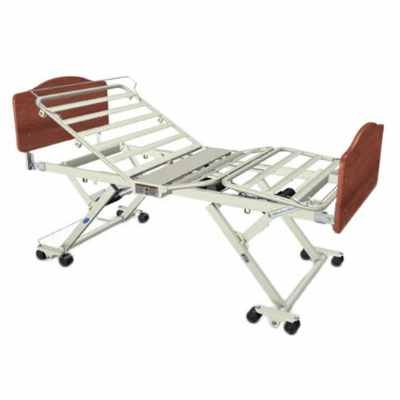 Invacare Cs7 Full Electric Hospital Bed Ihcs7 Low Bed