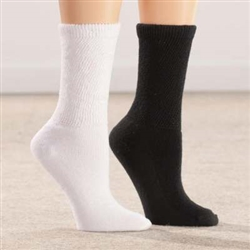 PressureLite Diabetic Seamless Socks