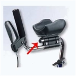Forearm Supports for Alpha Rollator