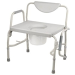 Bariatric Drop Arm Commode 11135