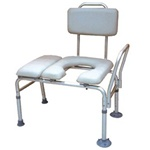 Transfer Bench & Commode
