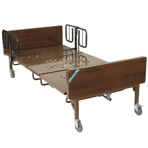 Bariatric Hospital Bed - Drive Medical 15300 Heavy-Duty Hospital Bed