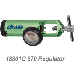 CGA 870 Oxygen Regulator