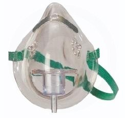 Pediatric Oxygen Mask
