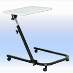 Pivot and Tilt Bedside-Overbed Table
