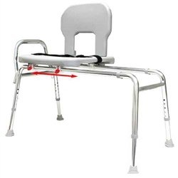 Bariatric Sliding Transfer Bench