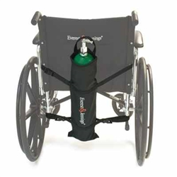 Wheelchair Oxygen Cylinder Bag