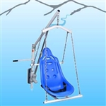 Aqua Creek Pool Lift Hard Seat