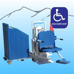 ADA Portable Pool Lift
