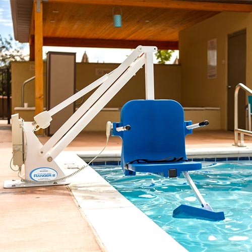 Ranger 2 Pool Lift, ADA Compliant