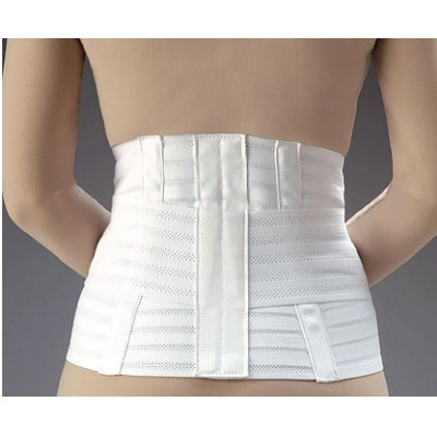 Ventilated Lumbar Support Brace - Female Back