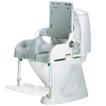 Snug Seat Flamingo Toilet Chair