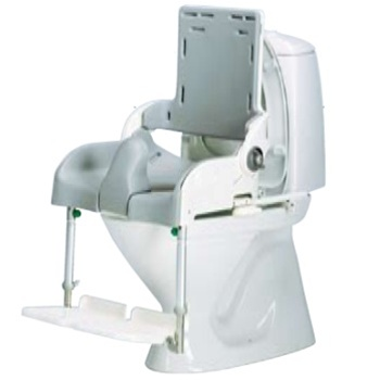 Snug Seat Flamingo Commode Chair - Snug Seat R82 Pediatric Commode