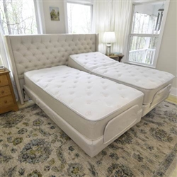 Flex-a-bed adjustable bed model 780