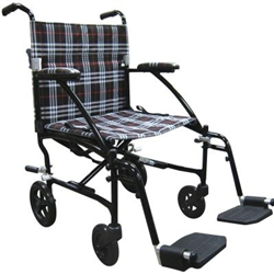 Fly-Lite Transport Wheelchair