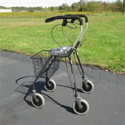 Dolomite Futura Four Wheel Walker