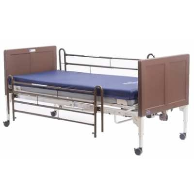 Invacare G Series Full Electric Hi Lo Hospital Bed G5510