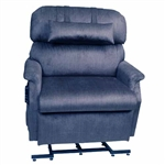Extra Wide Lift Chair model PR-502 from Golden Technologies