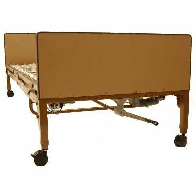 Hospital Bed - Parts - End Panel - Footboard - Invacare