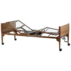 Invacare 5310 IVC Semi-Electric Hospital Bed