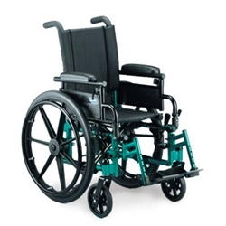 Invacare 9000 Jymni Wheelchair