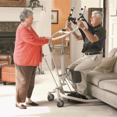 Invacare Ghs350 Get U Up Hydraulic Stand Up Lift For Sale