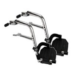 Invacare Swingaway Footrests