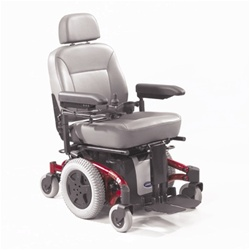 Invacare TDX SR Power Wheelchair w/Captains Seat