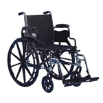 Invacare TRSX5 Wheelchair, Quick Ship