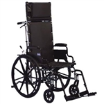 Invacare 9000XT Reclining Wheelchair