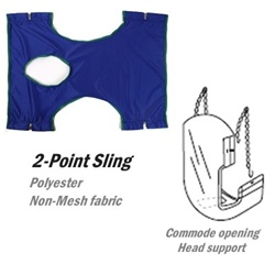 Invacare Toilet Sling