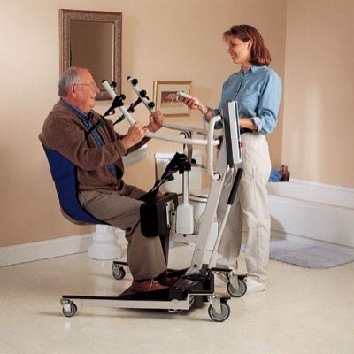 Invacare Standing Lift Sling Transport Sling Standing