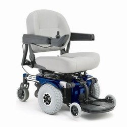 Jazzy 1107 Power Wheelchair from Pride Mobility