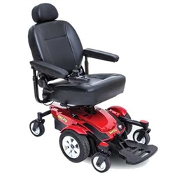 Jazzy Select 6 Power Wheelchair