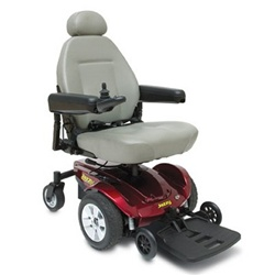 Jazzy Select Power Wheelchair from Pride Mobility