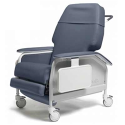 Extra-Wide Clinical Care Recliner