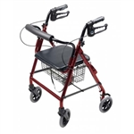 Walkabout Four-Wheel Hemi Rollator