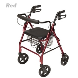 Walkabout Contour Deluxe Rollator