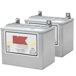 MK-U1, GEL Battery, 31AH