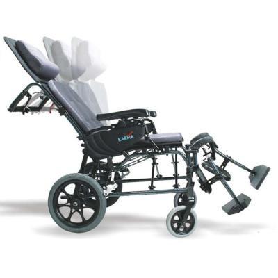 Karman Recliner Wheelchair  sc 1 st  Phc-online.com & Karman MVP-502-TP Transport Recliner Wheelchair islam-shia.org