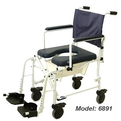 invacare mariner rehab shower wheelchair commode shower chair