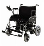 Merits P182 Power Wheelchair