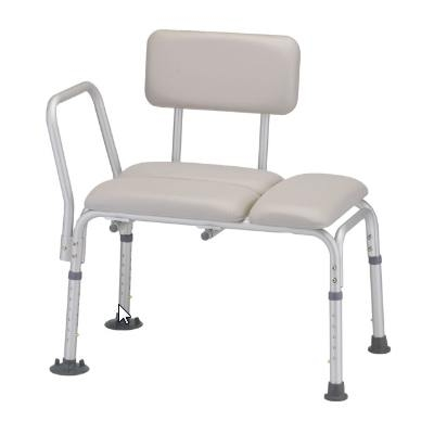 Padded Transfer Bench - Shower Bench - Nova 9080