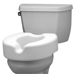 "5"" Raised Toilet Seat"