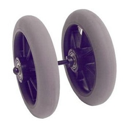 Replacement Wheels for Nova 4200 Rollators
