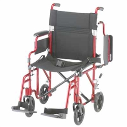 Nova Comet 349 Transport Wheelchair