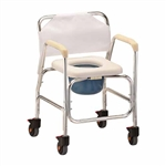 Rehab Commode Chair